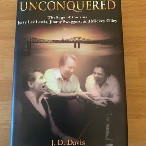 Unconquered: The Saga of J Lewis, Swaggart, Gilley